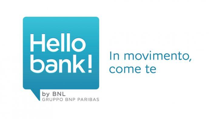 conto corrente Hello bank