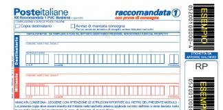 codice-raccomandata